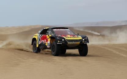 Dakar 2019. La risposta di Loeb e delle KTM