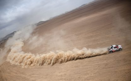 Dakar 2021: parte il rally in Arabia Saudita