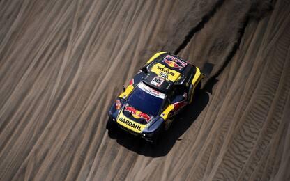 Dakar 2019. Loeb primo a San Juan de Marcona