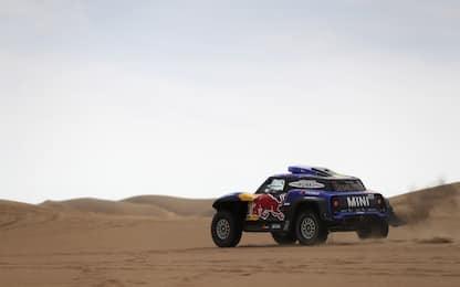 Dakar 2019, tripletta della MINI nella 7^ tappa