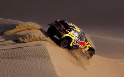 Dakar 2019. Vince Loeb ma Al-Attiya è sempre primo