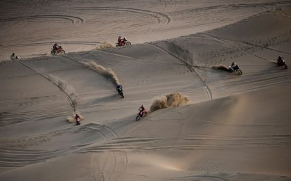 Dakar 2019, tutto può ancora succedere tra le moto
