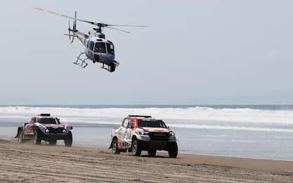 Dakar 2019, finalmente Toyota