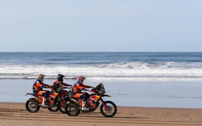 Dakar 2019, KTM è padrona della regina dei raid