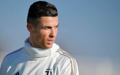 Sollievo Juve: CR7 si è allenato con la squadra