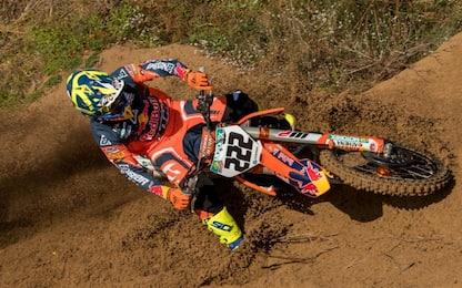 Mondiale Motocross, riparte la sfida di Cairoli