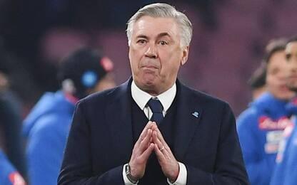 "Ancelotti: ""Meret-CR7? Rocchi doveva usare Var"""