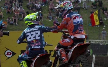 Motocross, Herlings out altre 3 gare
