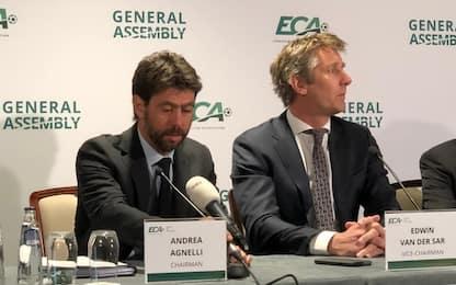 """Agnelli: """"No Eca a nuovo Mondiale per Club"""""""