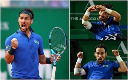 Fognini-Nadal LIVE dalle 15.30 su Sky Sport