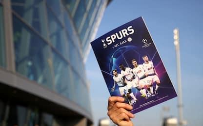 Probabili formazioni di Tottenham-Ajax