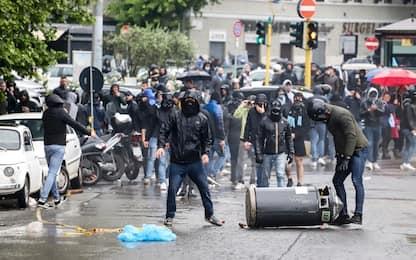 Scontri ultras Lazio-Polizia: 5 arresti a Roma
