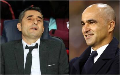 Rivoluzione Barça, via Valverde. Arriva Martinez?