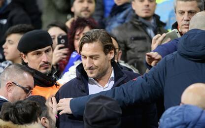"""Totti, slitta incontro. Pallotta: """"Daremo tempo"""""""