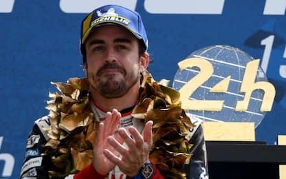 Alonso fa bis, vince di nuovo la 24 Ore di Le Mans