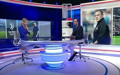 "Trevisani: ""Sarri-Juve, una scelta rivoluzionaria"""