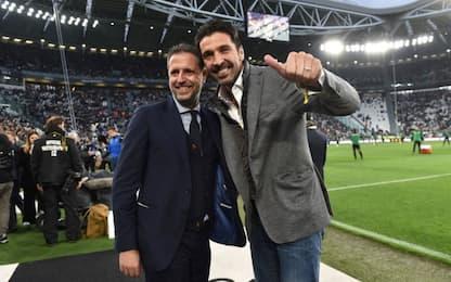 Buffon torna alla Juventus, 1 anno e poi dirigente