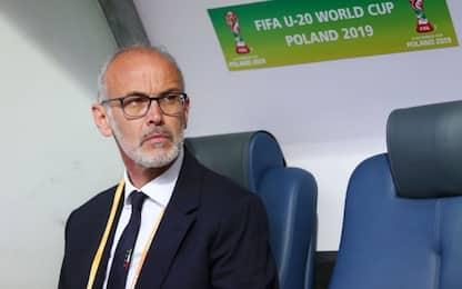 Nicolato promosso, nuovo allenatore dell'Under 21