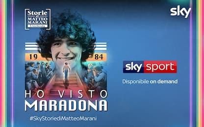 """Storie di Matteo Marani: """"1984, ho visto Maradona"""""""