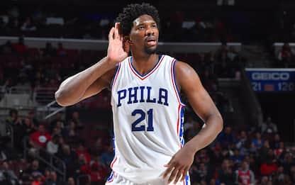 NBA, Minnesota rimonta inutile, Phila sulla sirena