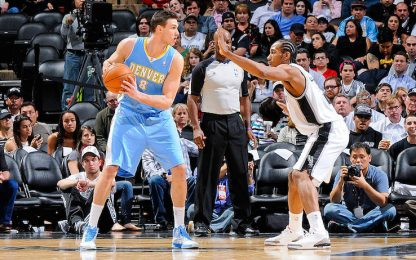 NBA, Gallinari vs. Messina, tanta Italia a Denver
