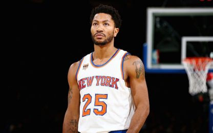 NBA, Derrick Rose non si fa vedere, Knicks battuti