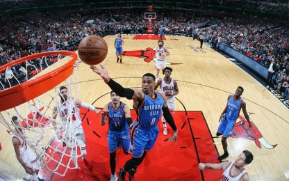 NBA, i risultati della notte: bene OKC e Minnesota