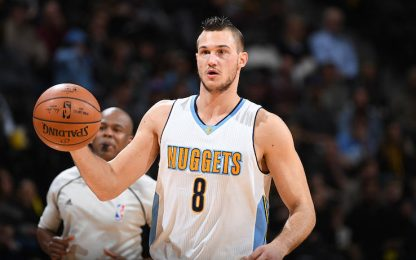 "NBA, Gallinari: ""Londra, i Nuggets e gli Europei"""