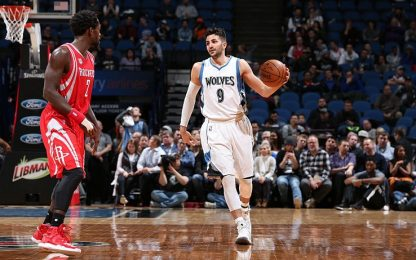 NBA, Minnesota ferma la corsa di Houston