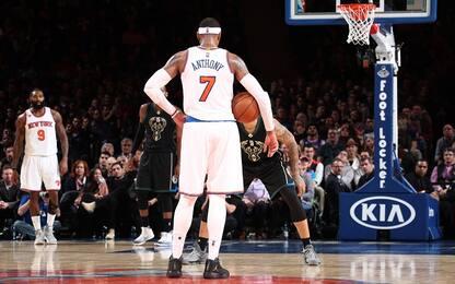 NBA, disastro New York: chi salverà i Knicks?