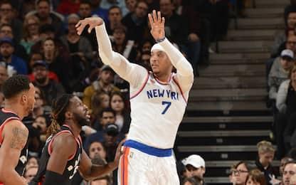 NBA, Carmelo Anthony via dai Knicks?