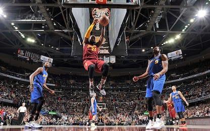 NBA, quelli che aspettano Golden State-Cleveland