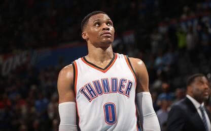 NBA, All Star Game: reazioni all'assenza di Russ
