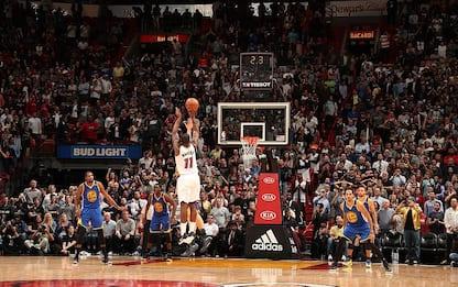 NBA, tutti i canestri decisivi della notte