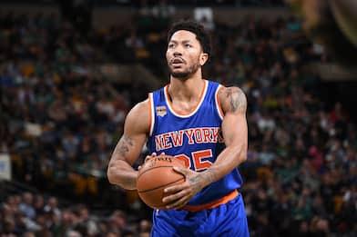 Derrick Rose torna ai Knicks, Smith Jr. a Detroit