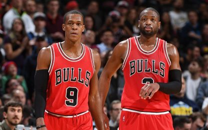 NBA, Bulls: è scontro sui social tra Rondo e Wade