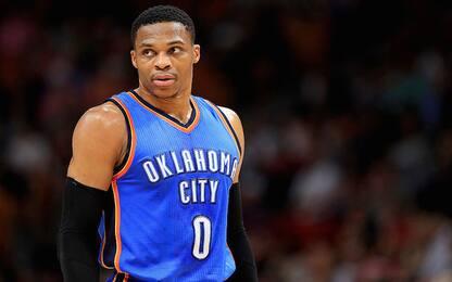 "NBA, Russ, ""Boogie"" e Jokic: triple doppie a go-go"