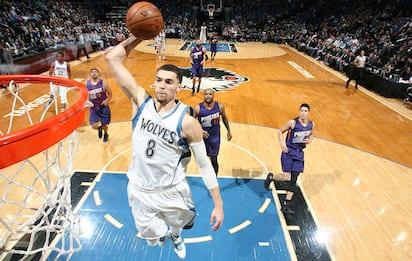 NBA, stagione finita per Zach LaVine (legamento)