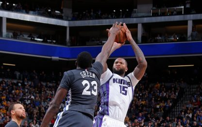 NBA, Golden State sconfitta a Sacramento in OT