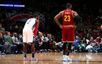 NBA Preview: Washington Wizards-Cleveland Cavs