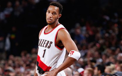 NBA, Portland: Evan Turner ko, frattura alla mano