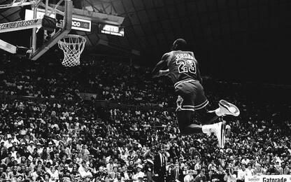 NBA, countdown allo Slam Dunk Contest (1987-89)