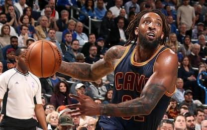"""NBA, Derrick Williams in """"prova"""" 10 giorni ai Cavs"""