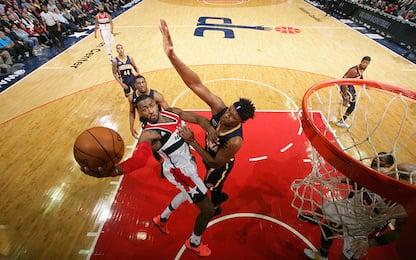 NBA, Wizards vs. Pacers: forze emergenti a Est