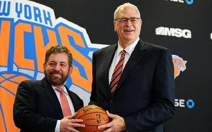 NBA divieto per Oakley al MSG.Via il capo security
