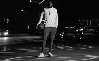 """NBA, il messaggio di """"uguaglianza"""" di LeBron e KD"""