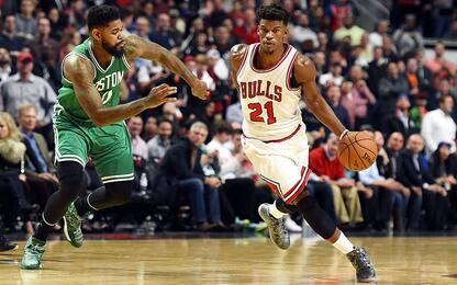 NBA, Preview: Boston va a Chicago col sogno Butler