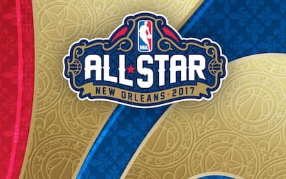 NBA, tutto il meglio dell'All-Star Saturday