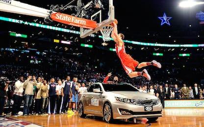 NBA, countdown allo Slam Dunk Contest (2009-2012)