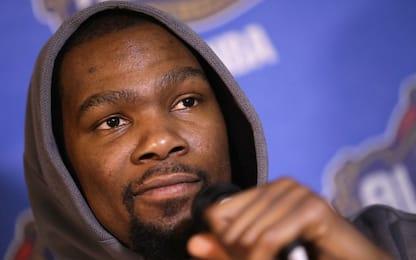 NBA, l'All-Star Game un po' così di Kevin Durant